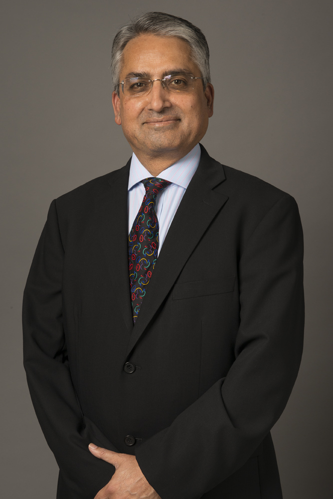 Image of our Director of Finance and Resources, Kris Murali