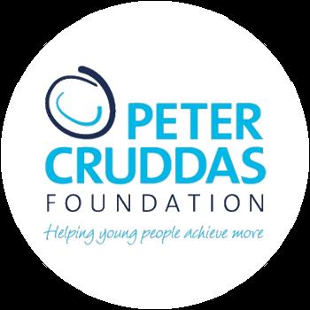 The Peter Cruddas Foundation logo