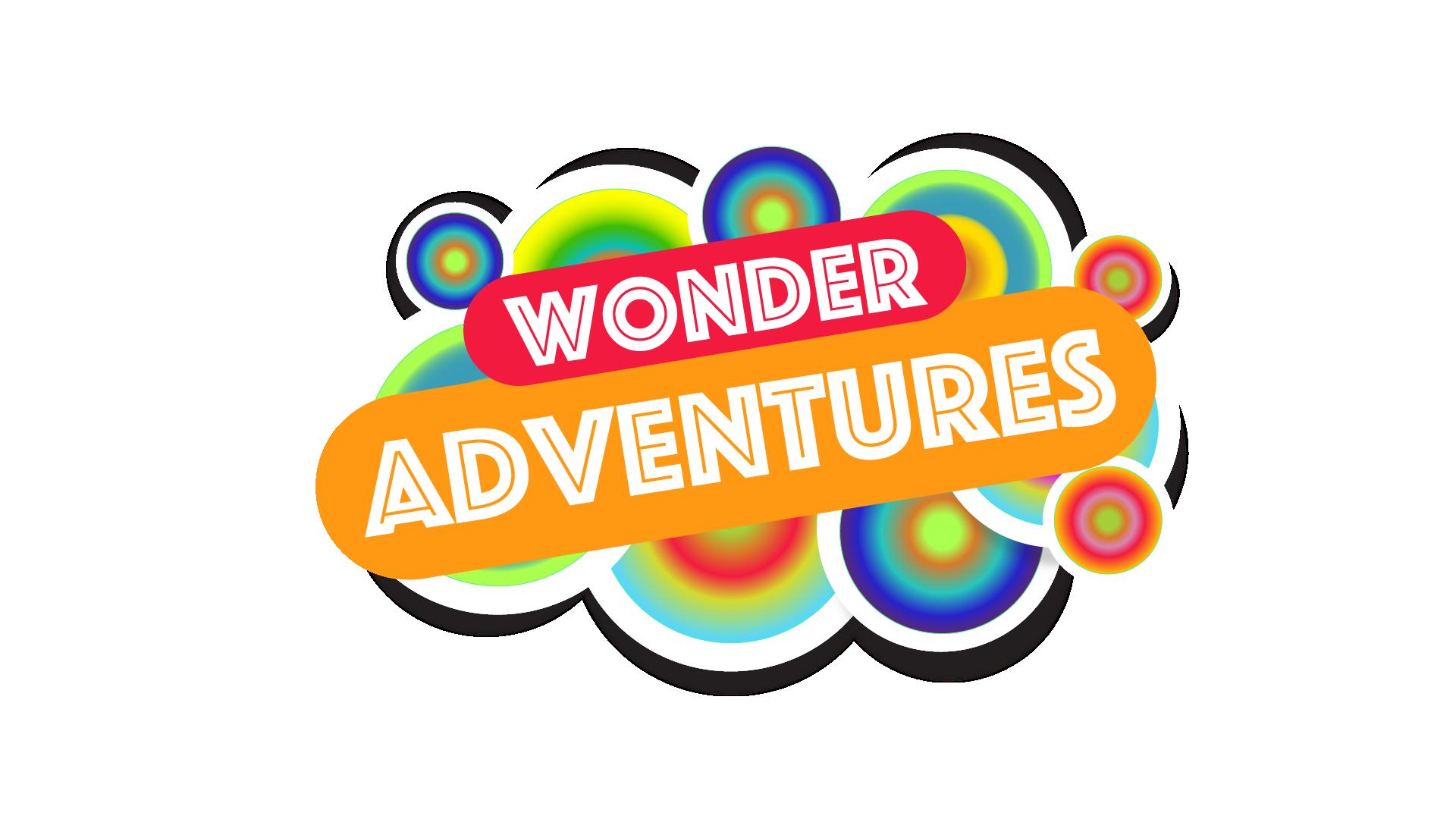 Wonder adventures logo