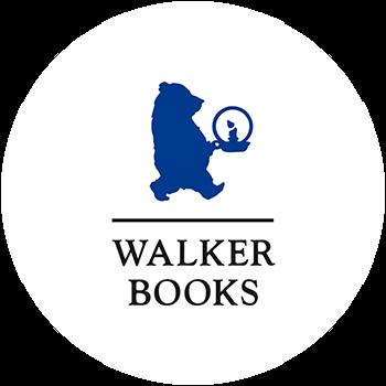 The Walker Books logo inside a white circle.