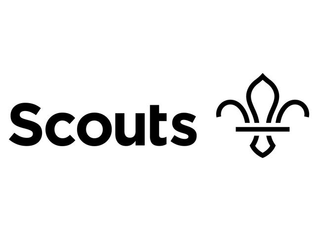 UK Scout logo Linear