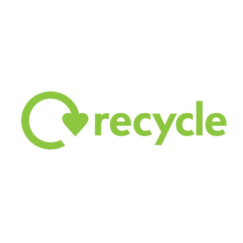 Recycle Now logo