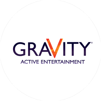 Gravity Active Entertainment Logo