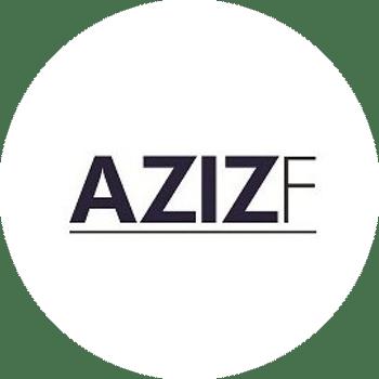 Aziz Foudnation logo