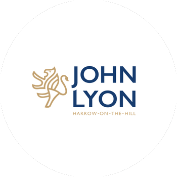 An image of the John Lyon logo
