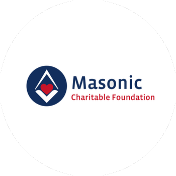 An image of the masonic charitable foundation logo