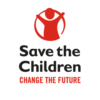 An image of Save The Children logo