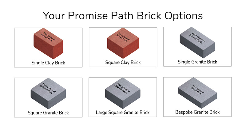 Promise Path brick options